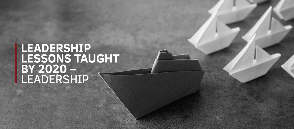4 Leadership Lessons